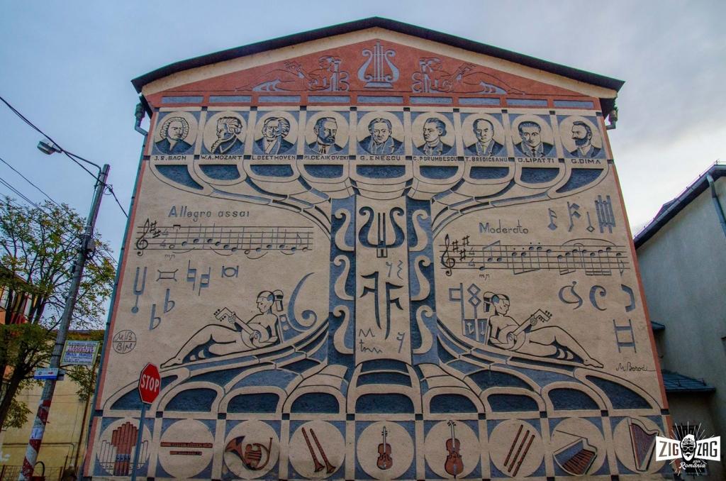 Școala de arte din Sighet