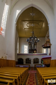 Biserica Reformata din Tășnad