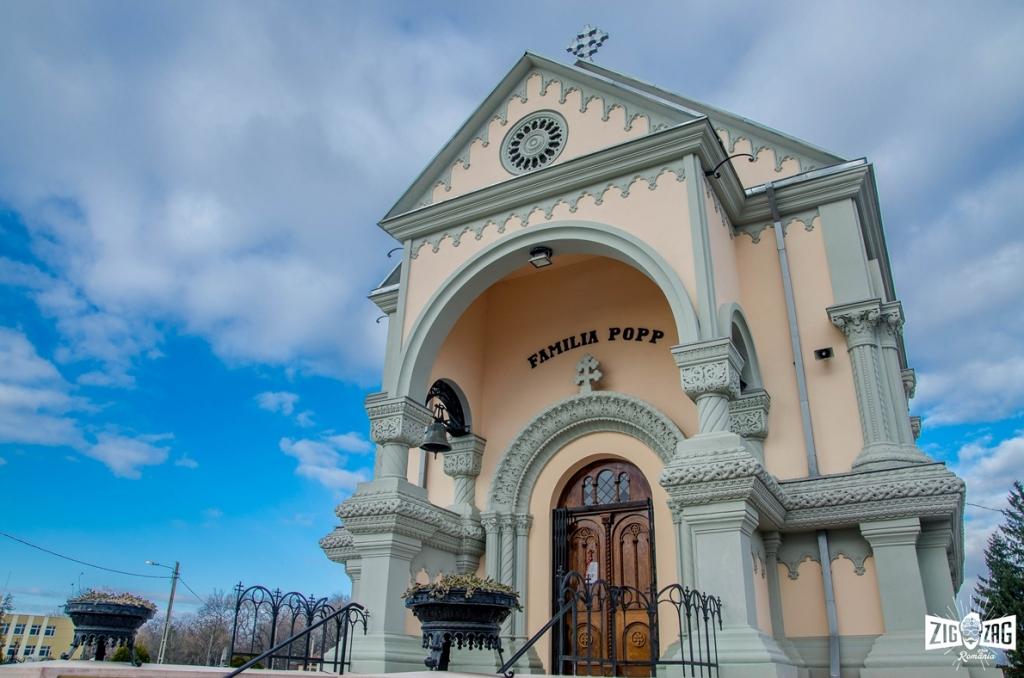 Capela familiei Popp din Satu Mare