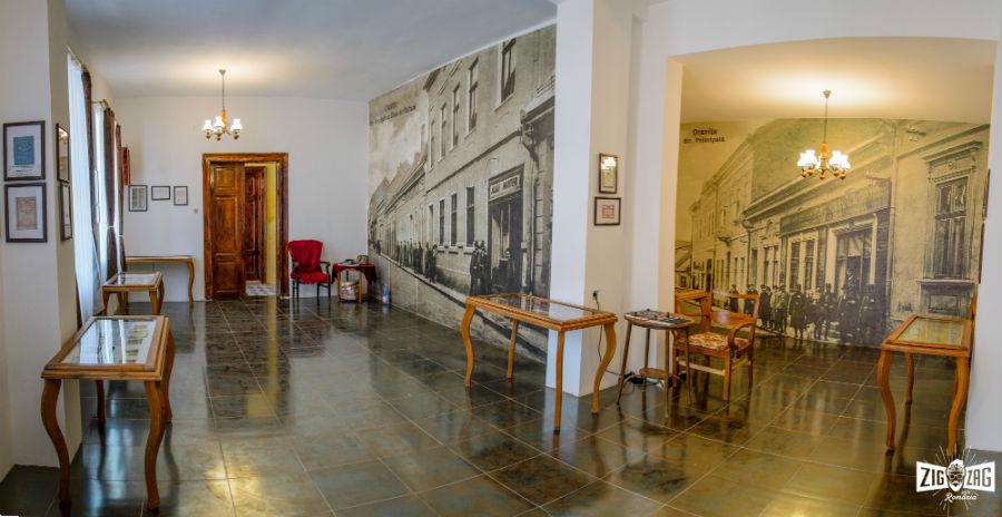 Muzeul Monetăriei Imperiale din Oraviţa