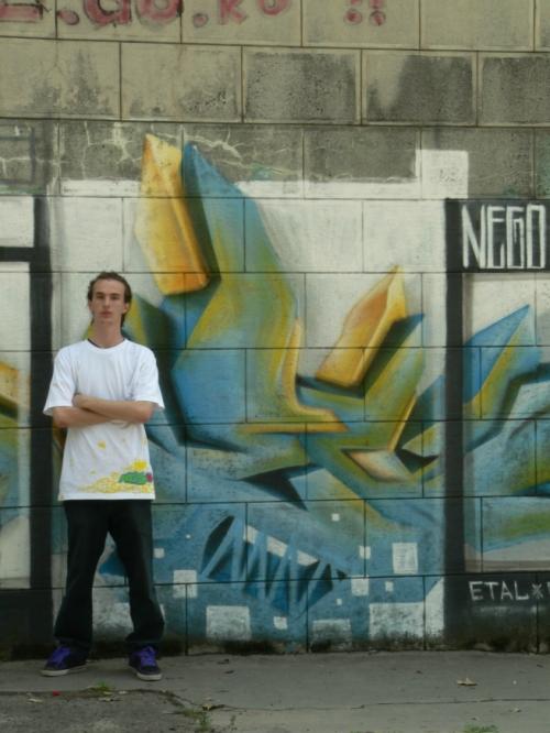 Nego Graffiti Timisoara