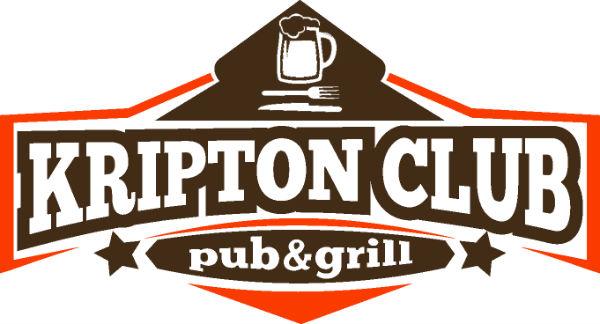 Restaurant krypton logo