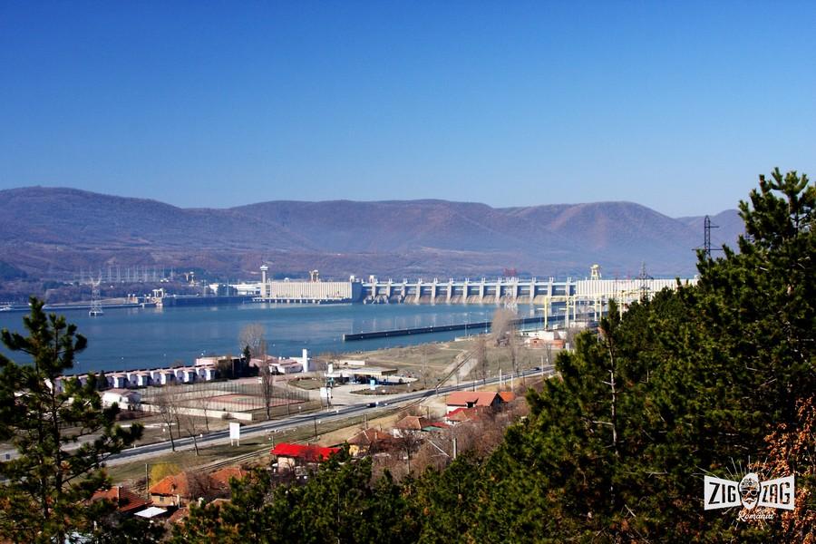 Hidrocentrala Porţile de Fier