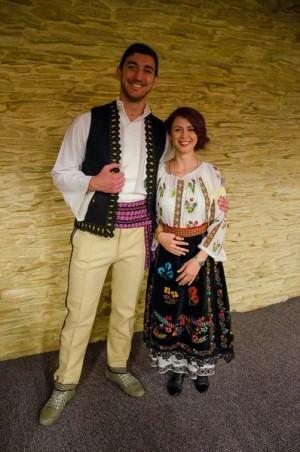 costume populare româneşti