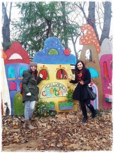Parcul copiilor din Timişoara