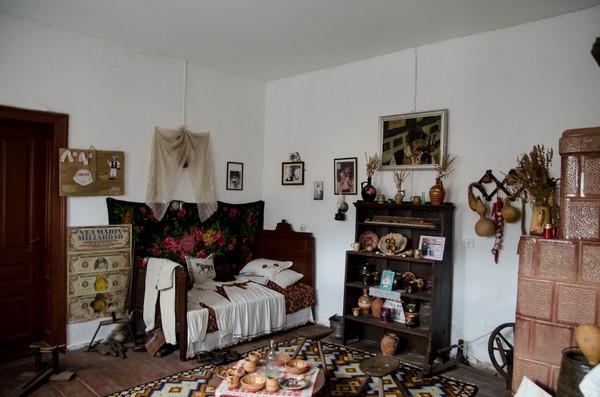 Casa memorială Amza Pellea