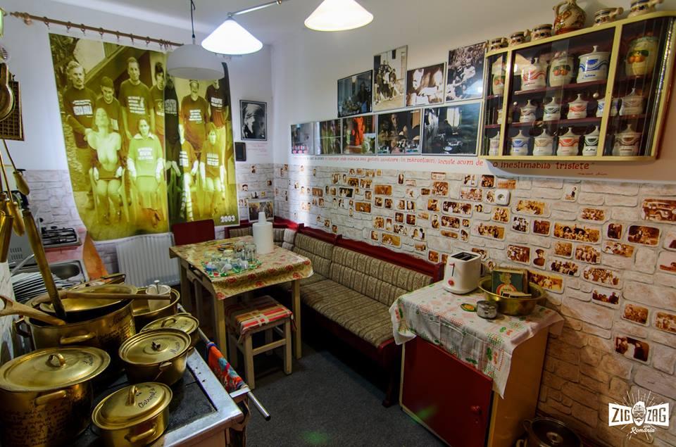 bucatarie museul mamei