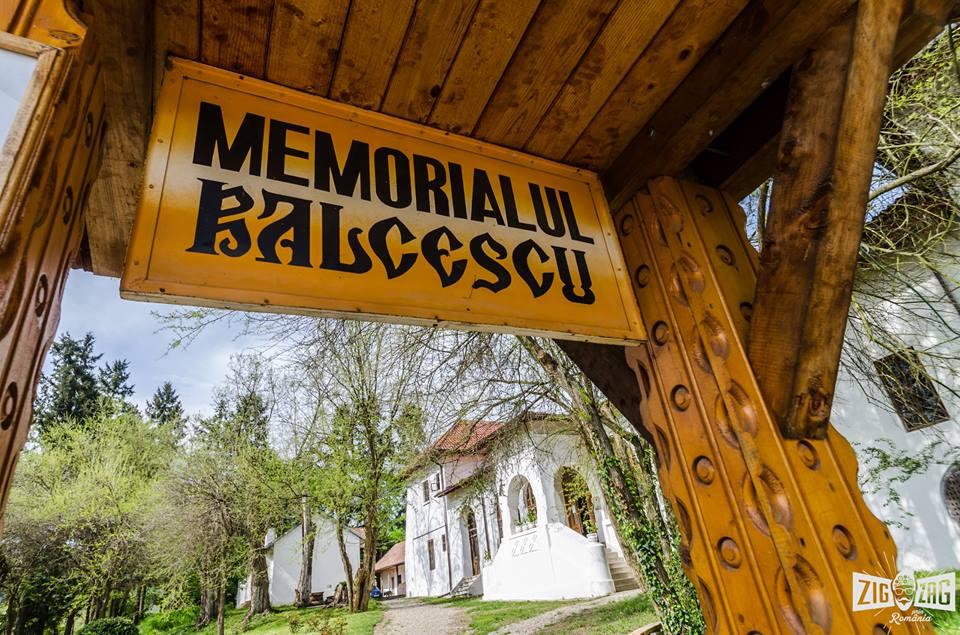 memorialul balcescu