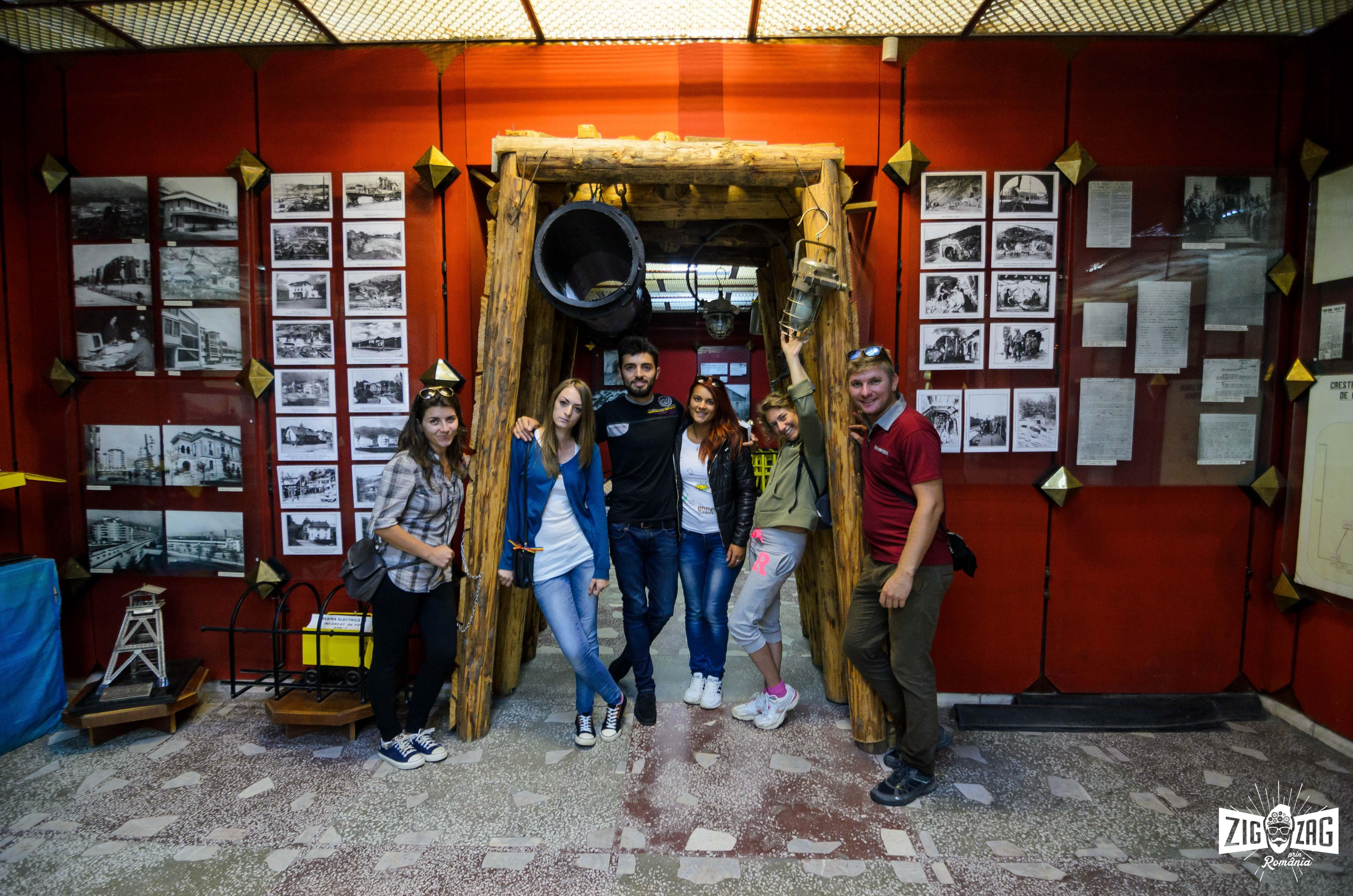 muzeul mineritului zig zag