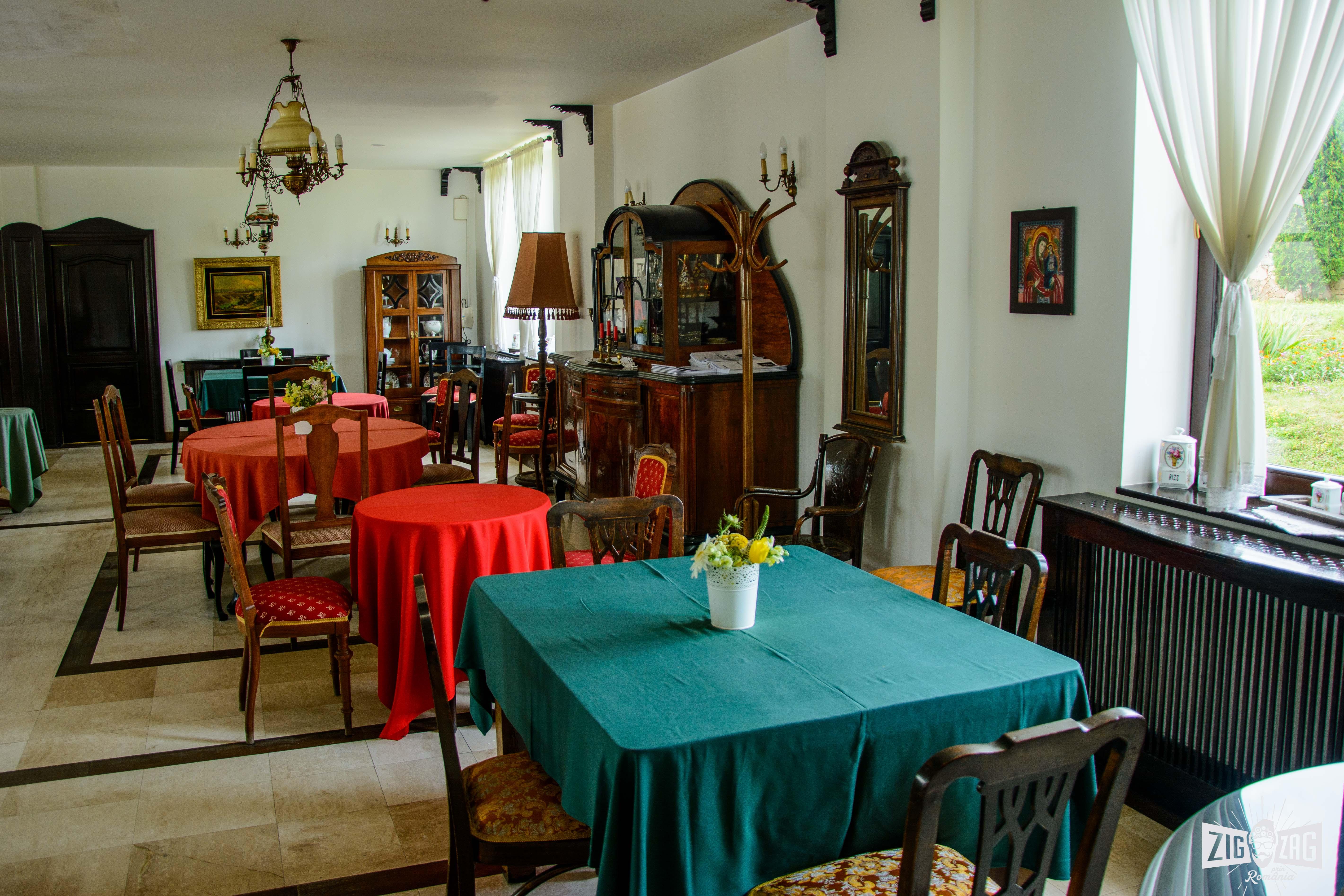 conacul archia restaurant