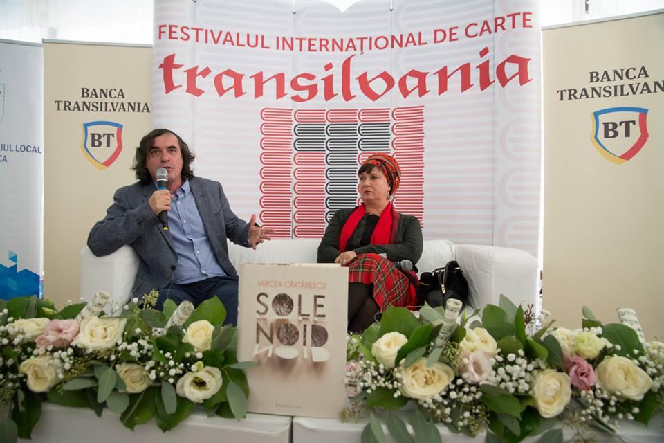 Festivalul Internaţional de carte - Transilvania
