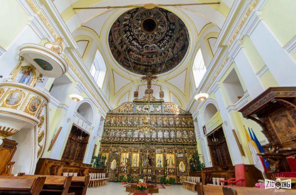 Zig Zag prin Blaj: Catedrala Sfânta Treime