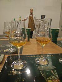 degustare de whiskey Jameson