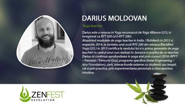 Darius Moldovan Zen Fest