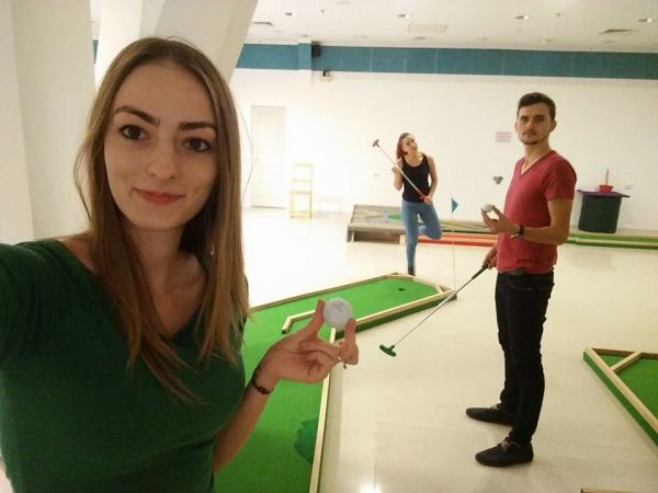 golfee agrement Cluj