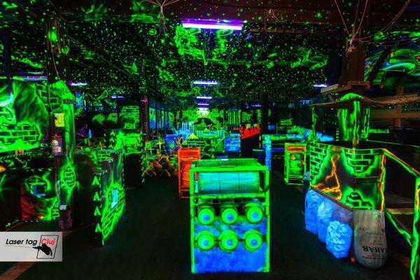 agrement lasertag