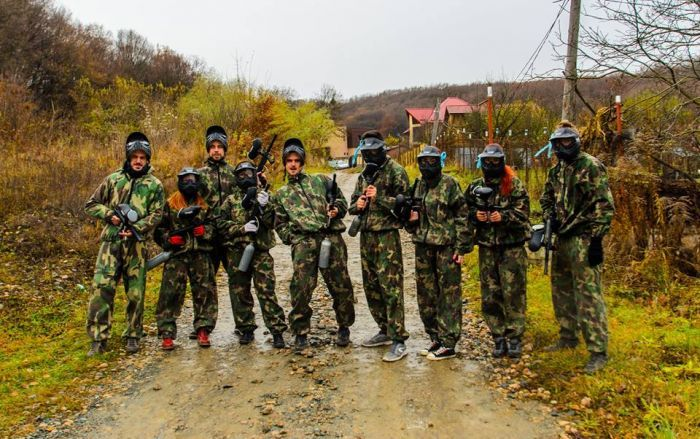 paintball agrement