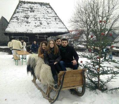 Crăciunîn Maramureş zig zag prin România
