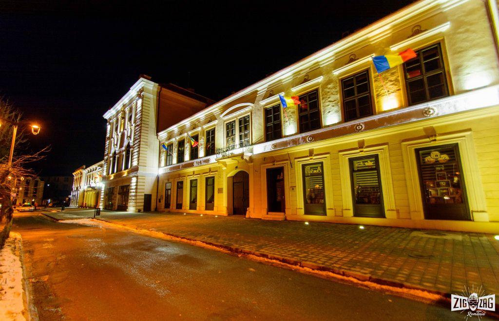 Clădirea Transilvania Zalau