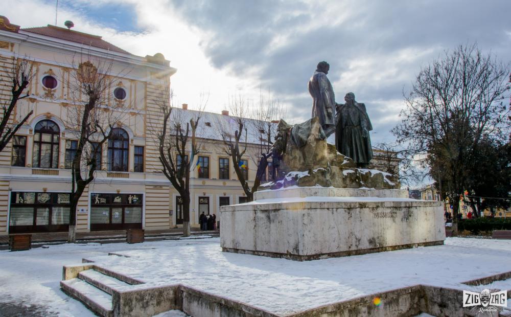 Statuia lui Wesselényi Miklós