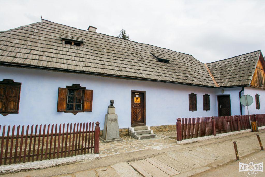 Casa memorială George Coşbuc