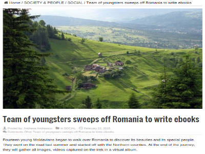 Romania Journal presa