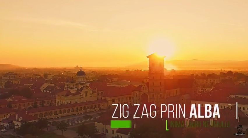 Hyperlapse Zig Zag prin Alba preview thumbnail