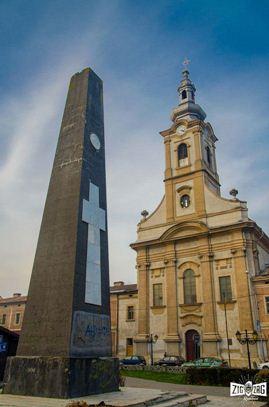 """Biserica romano-catolică: """"Demnitarul """" de viță de nobilă din Sighet"""