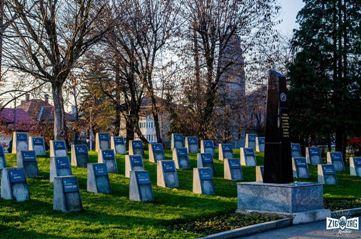 Monumentul Eroilor din Baia Mare