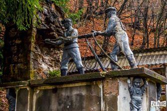 Statuia minerilor din Cavnic