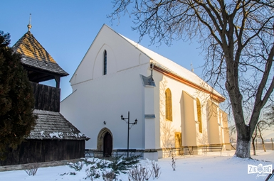 Biserica reformata - Livada