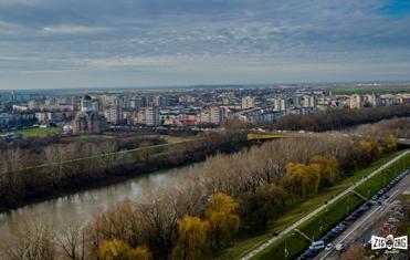 podul Golescu din Satu Mare