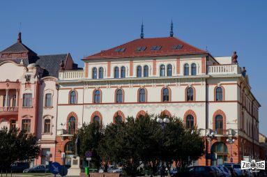 Hotelul Transilvania- un exemplu nealcoș al clădirilor orădene