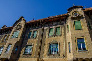 Palatul Stern- între sobrietate și detalii