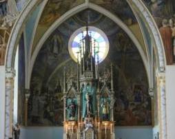 """Biserica de peste 100 de ani din Valea lui Mihai – """"Sf. Anton de Padova"""""""