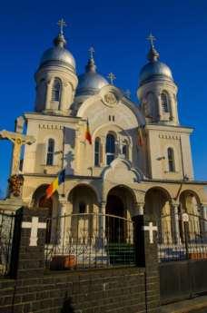 Biserica Ortodoxă ''Naşterea Sf. Ioan Botezătorul''- Gigantul cu armură argintie din Marghita