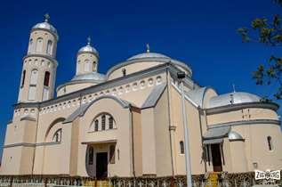 Minunea împărtășaniei - Biserica Sfânta Cuvioasă Parascheva din Agrișu Mare