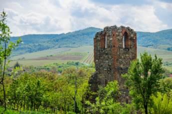Ce a mai rămas din vechea biserică din Covăsânț ?