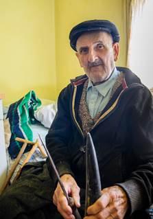 Ecoul frânghiilor, un vechi meșteșug din Țara Zarandului