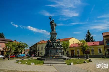Statuia Libertății: omagiul adus celor 13 de la Arad