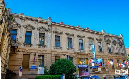 Memorii de aur: Muzeul Vasile Goldiș