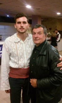 Nelu Dumitrascu-costume populare romanesti Ponoarele